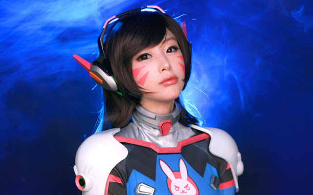 Doremi's D.Va cosplay makes it look like EZ-mode, but it's extremely impressive. GG!*