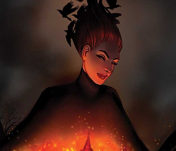 Eden's Fall #3 Review