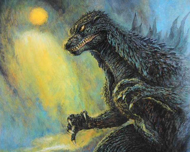 Godzilla: Rage Across Time #4 Review