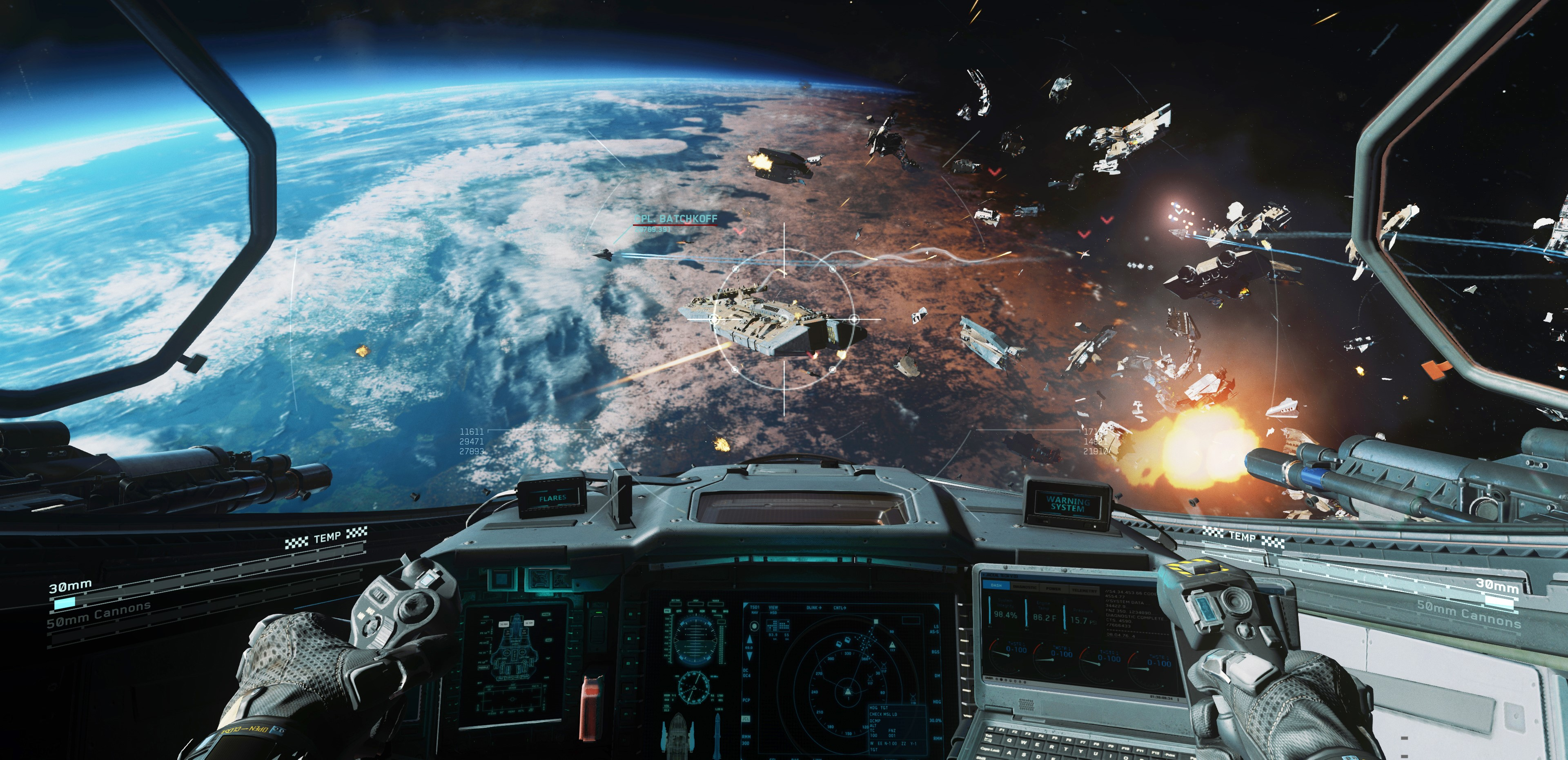 """Call of Duty: Infinite Warfare dramatically demonstrates """"Death is no disgrace"""""""