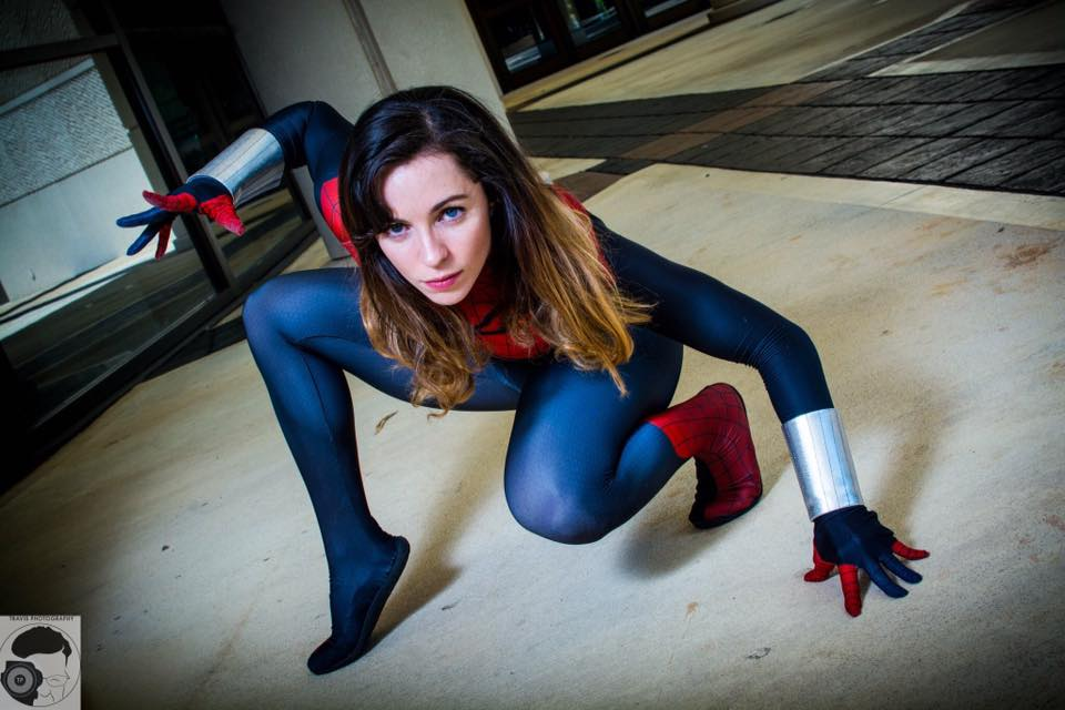 Spider-Girl Cosplay By Jsg Jackie  Aipt-6375