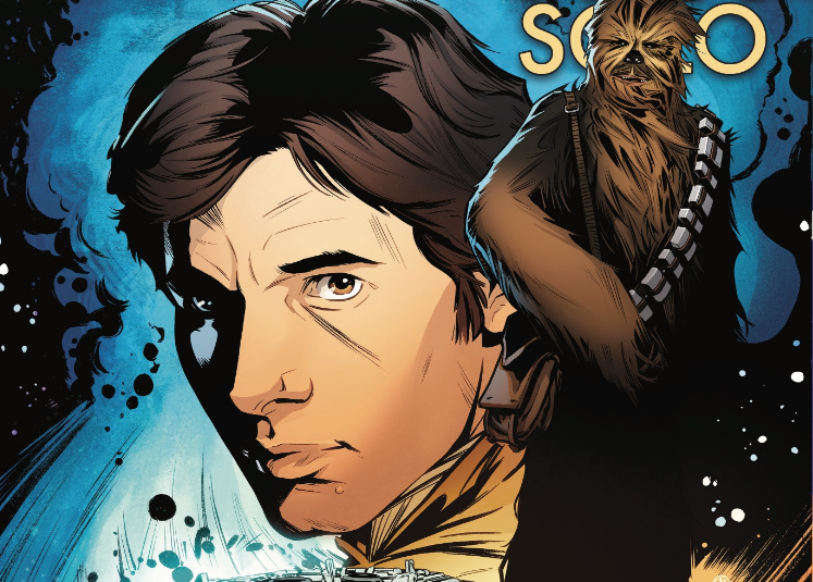 Marvel Preview: Star Wars: Han Solo #5
