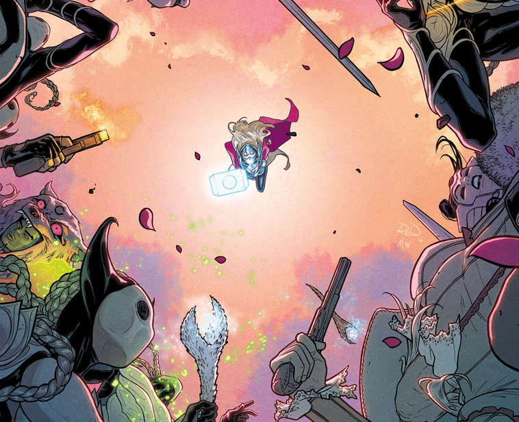 Marvel Preview: The Mighty Thor #13