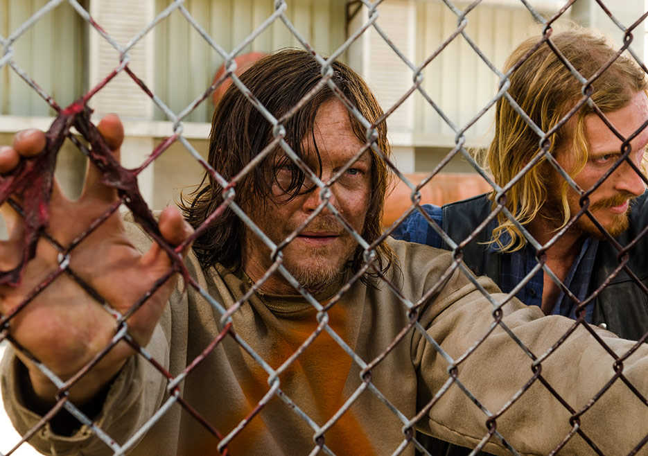 """The Walking Dead: Season 7, Episode 3 """"The Cell"""" Review"""