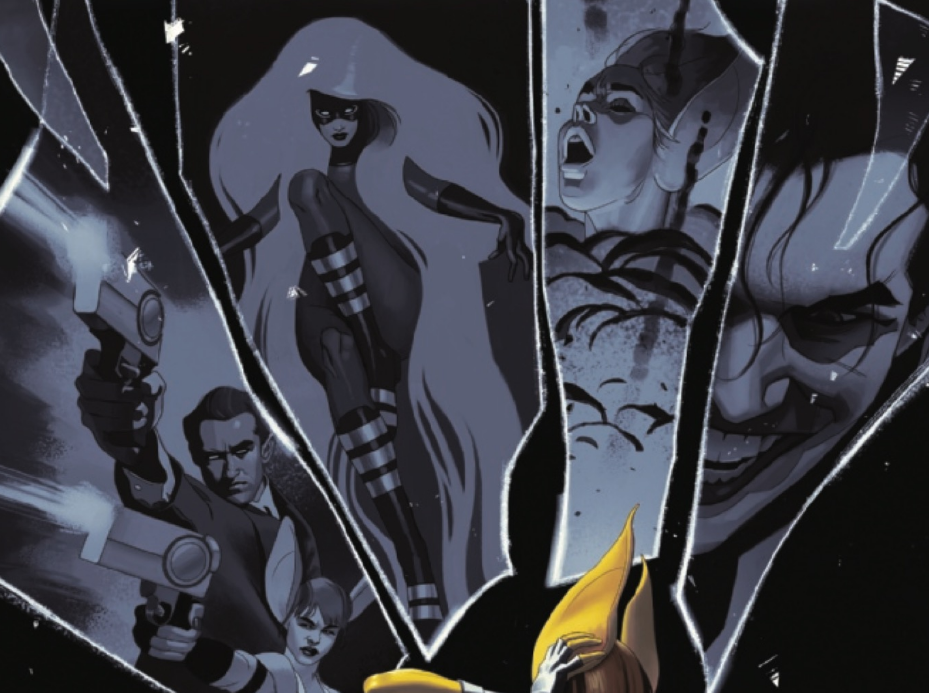 Marvel Preview: The Uncanny Inhumans #16