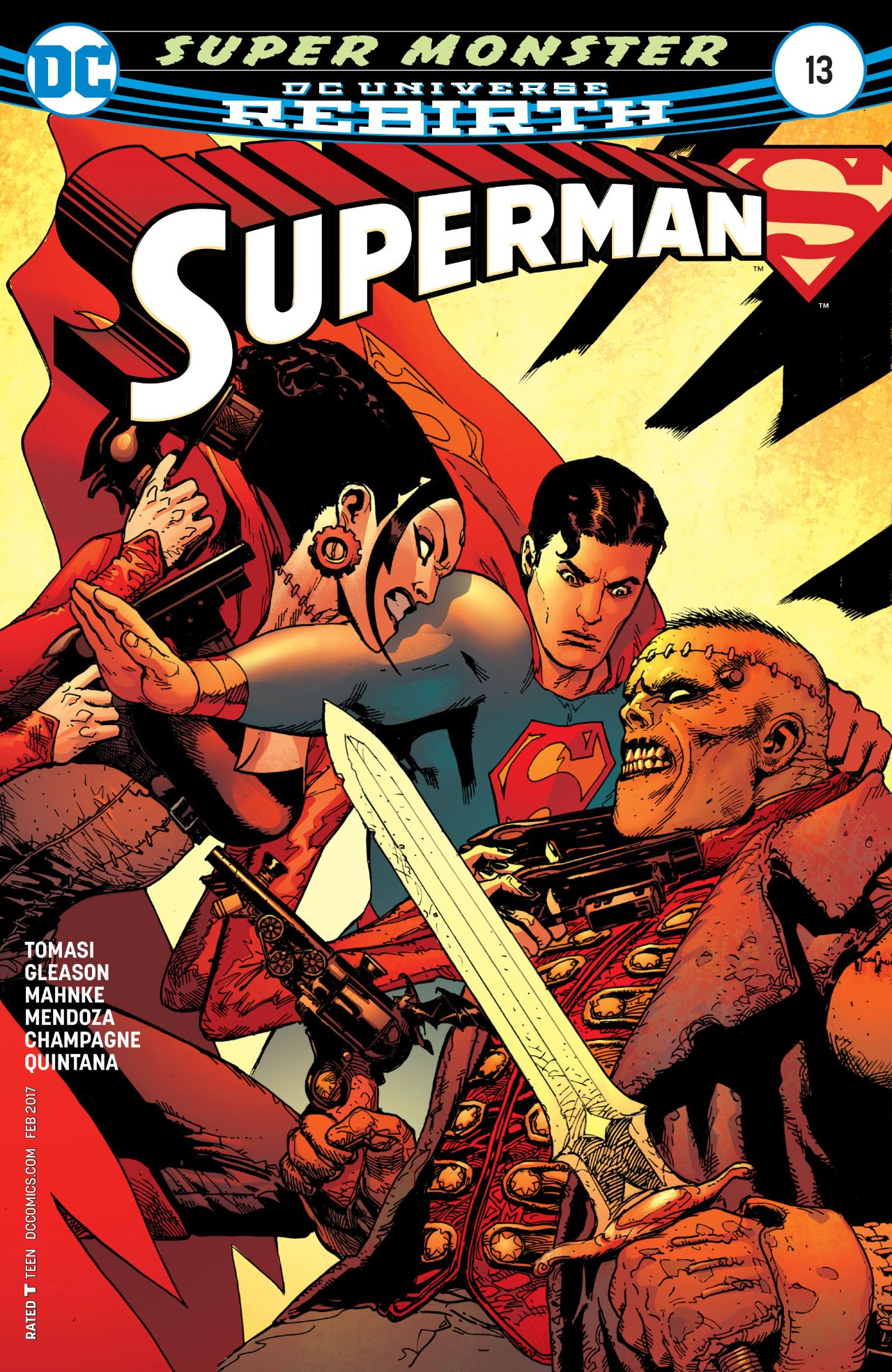 Superman #13 Review
