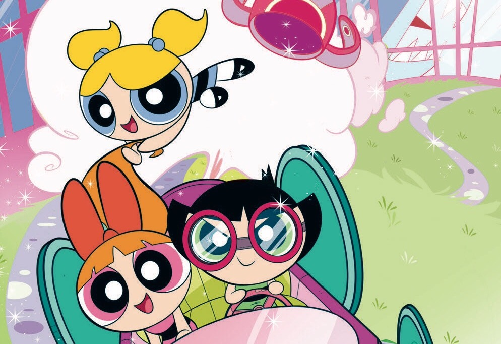 [EXCLUSIVE] IDW Preview: Powerpuff Girls #5