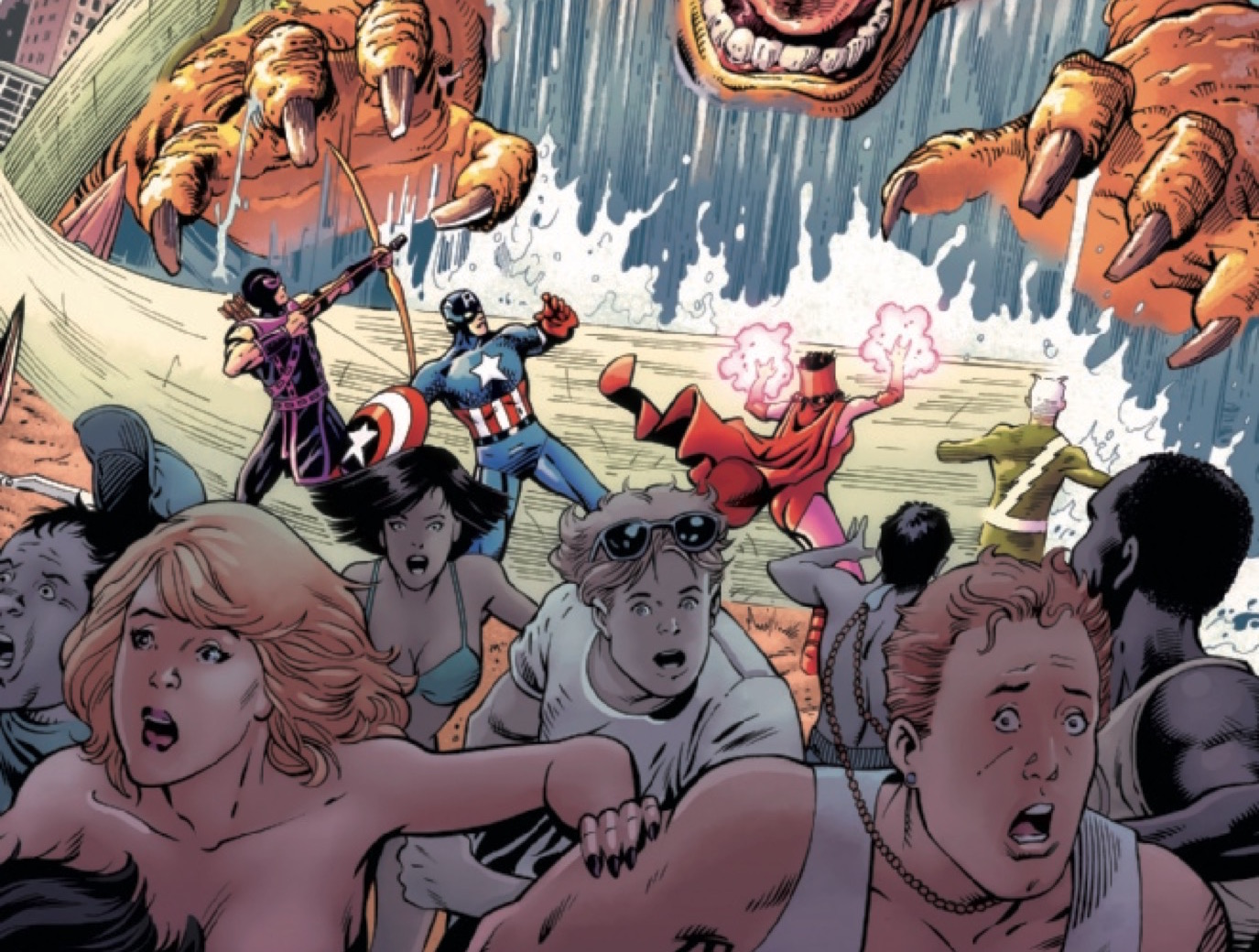 Avengers #2.1 Review