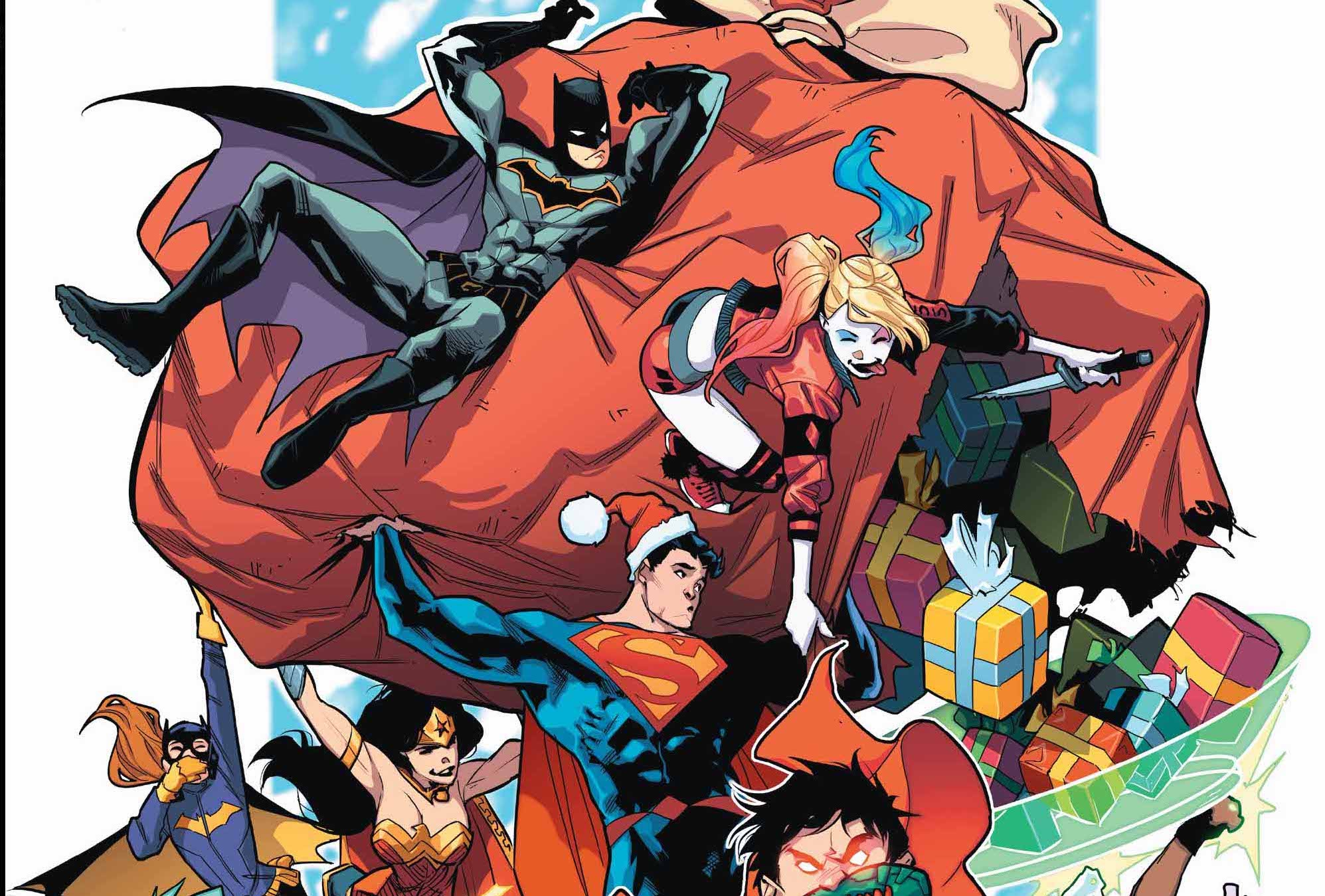 DC Rebirth Holiday Special #1 Review