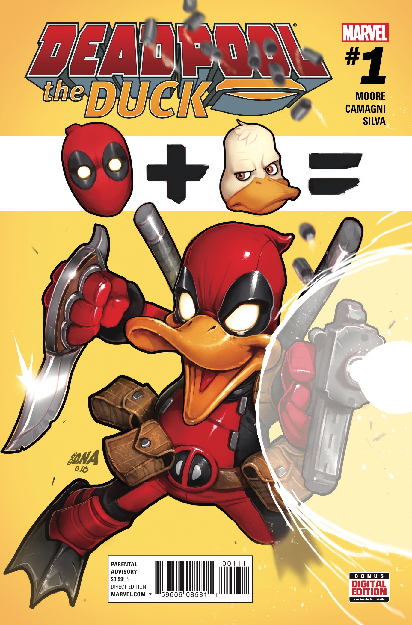 Marvel Preview: Deadpool the Duck #1