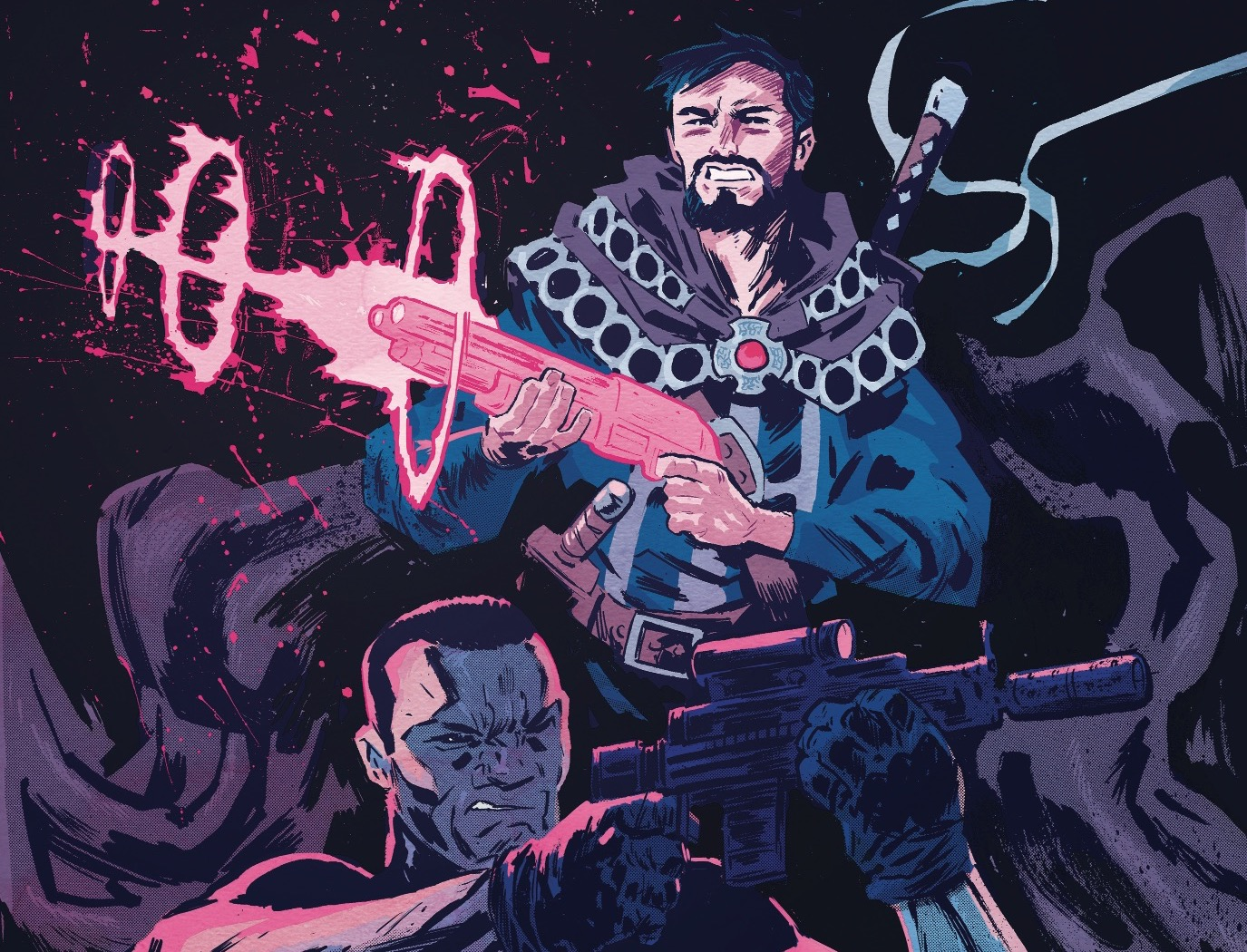 Doctor Strange/The Punisher: Magic Bullets #1 Review