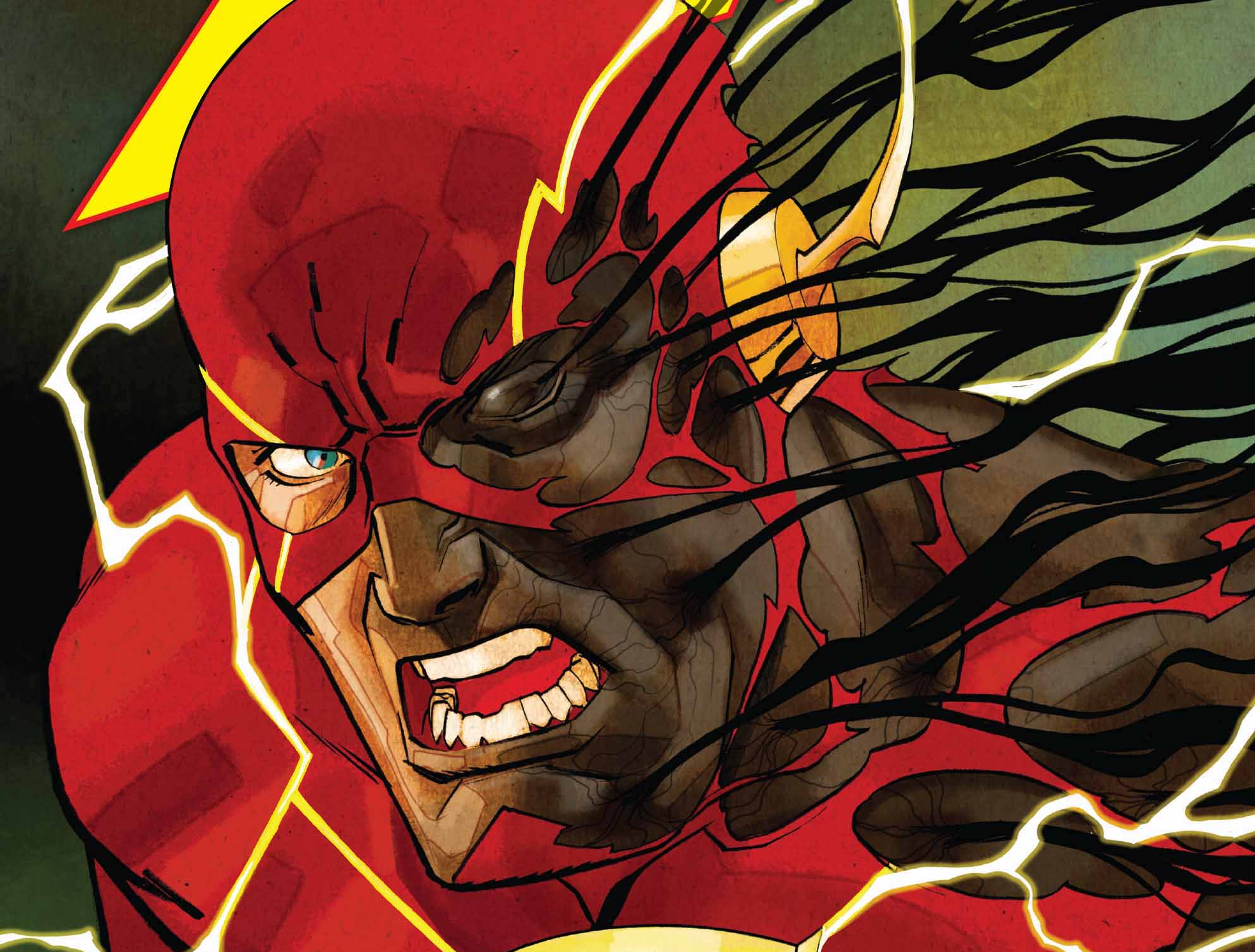 The Flash #12 Review