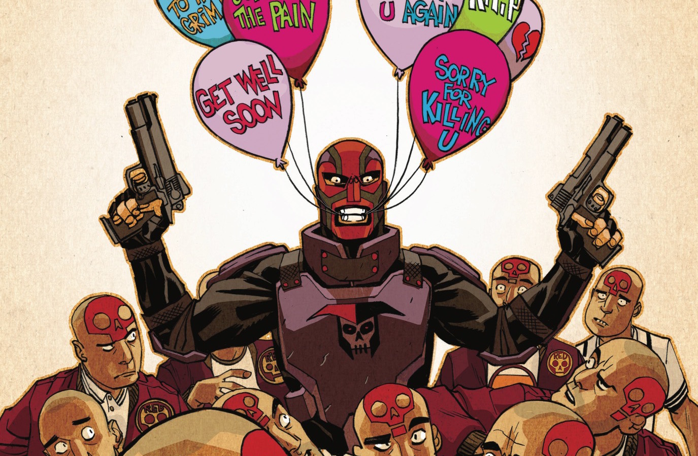 [EXCLUSIVE] Marvel Preview: Foolkiller #2