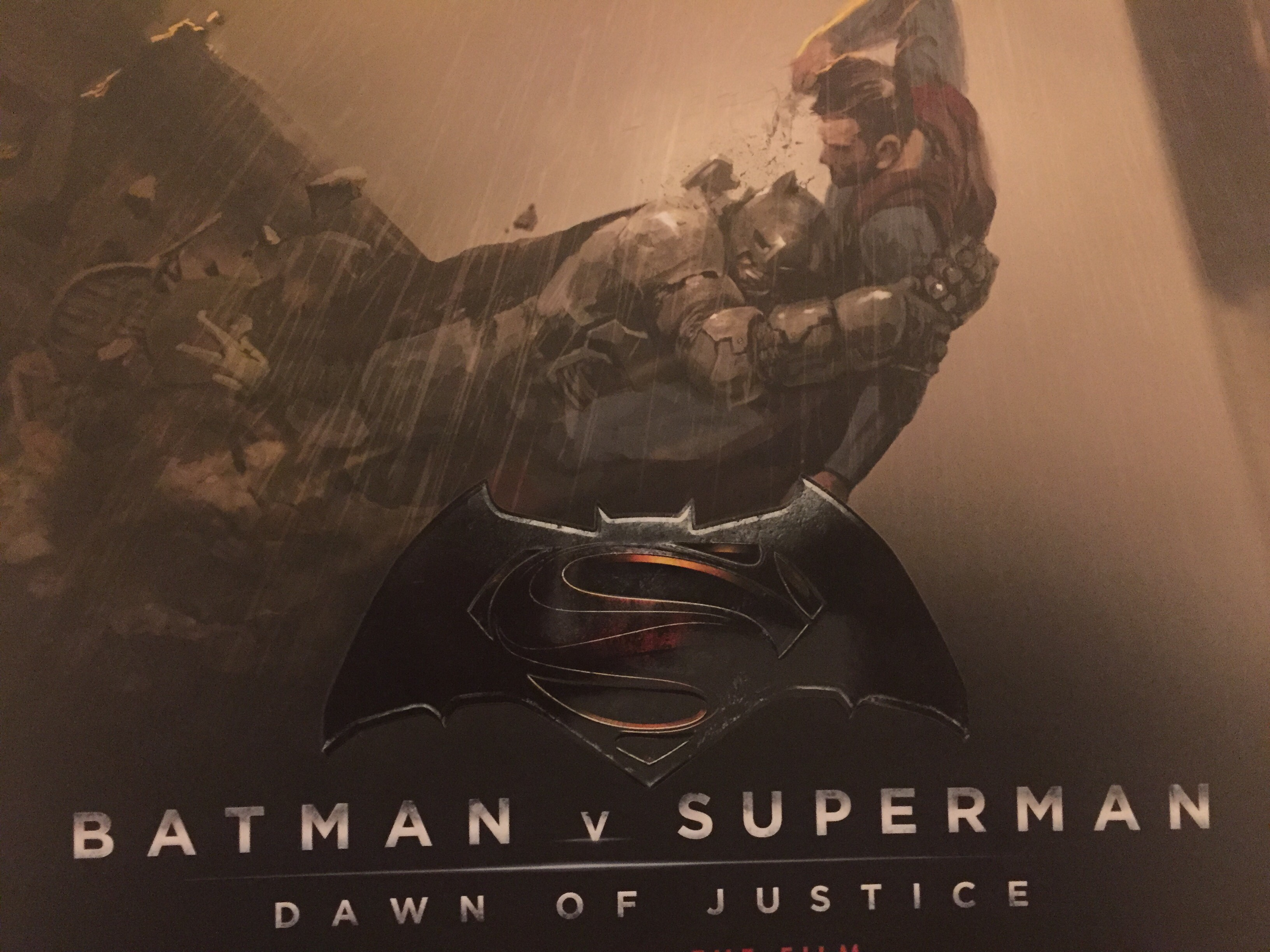'Batman v Superman: Dawn of Justice: The Art of the Film' Review