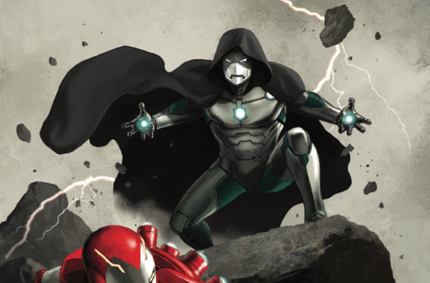 Marvel Preview: Infamous Iron Man #3