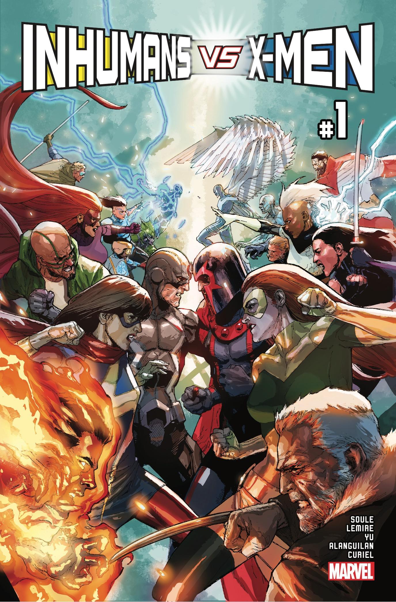 Marvel Preview: IVX #1