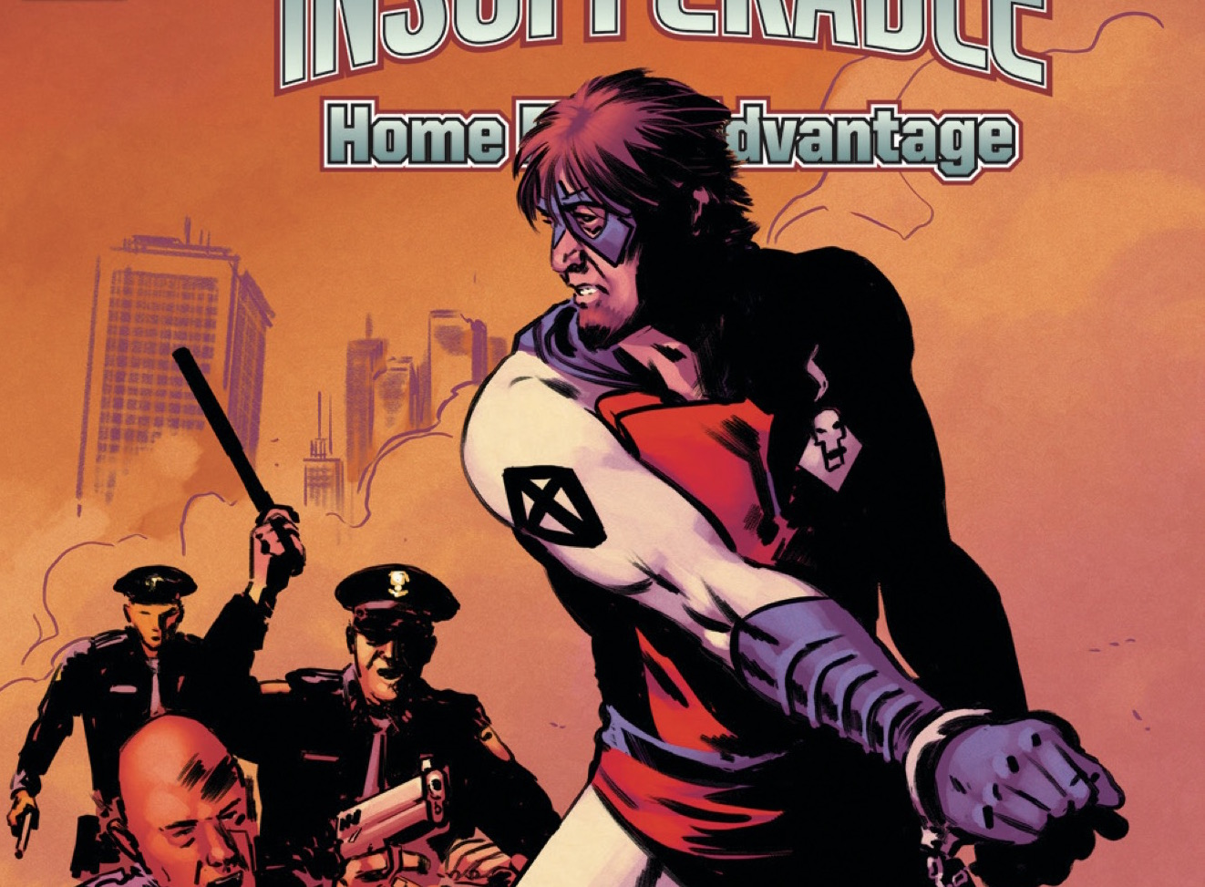 [EXCLUSIVE] IDW Preview: Insufferable: Home Field Advantage #3