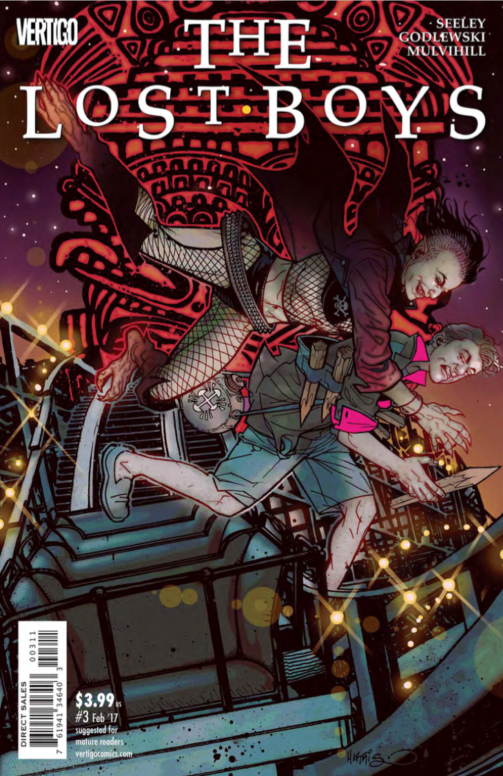The Lost Boys #3 Review