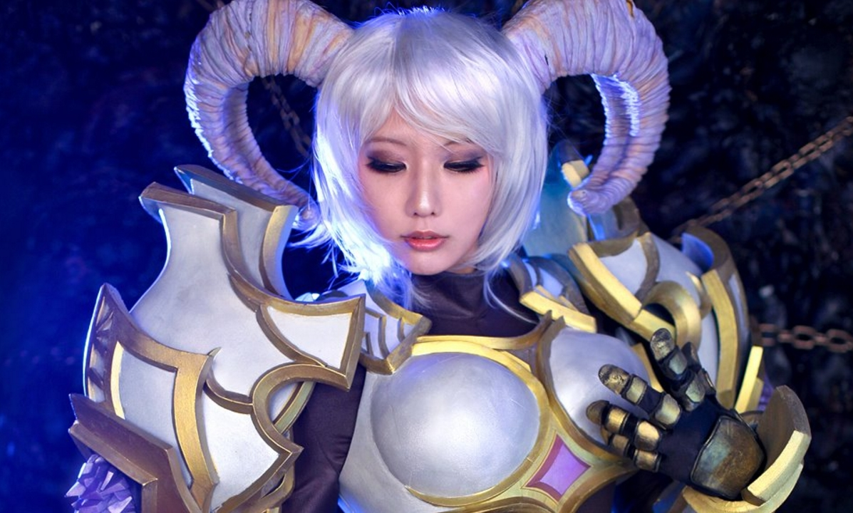 World Of Warcraft Yrel Cosplay By Sinme Aipt