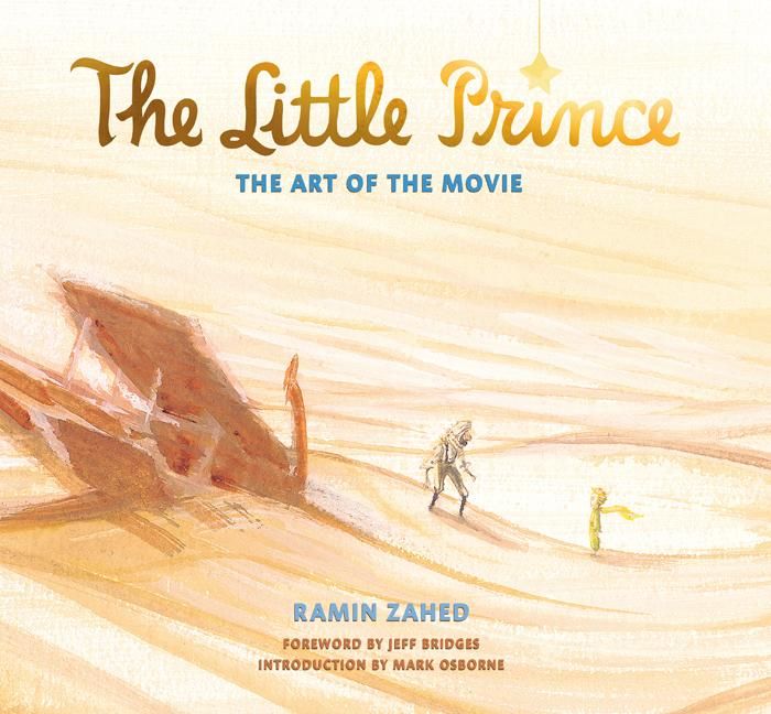 The Little Prince: The Art of the Movie Review