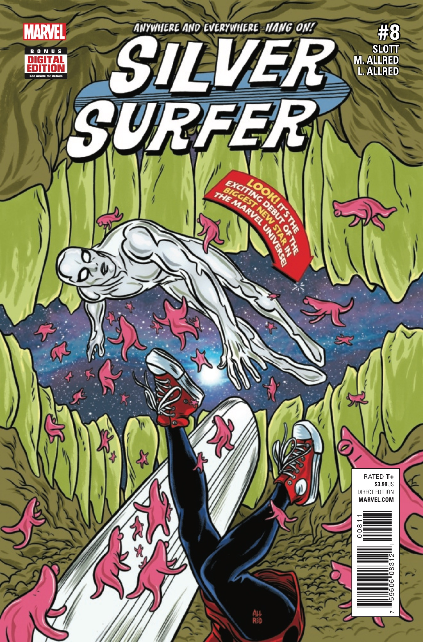 Silver Surfer #8 Review