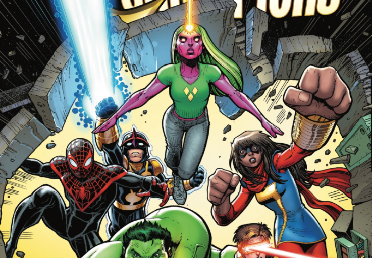 Marvel Preview: Champions #3