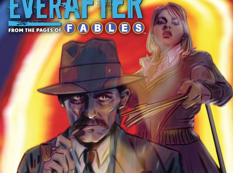 Everafter: From the Pages of Fables #4 Review