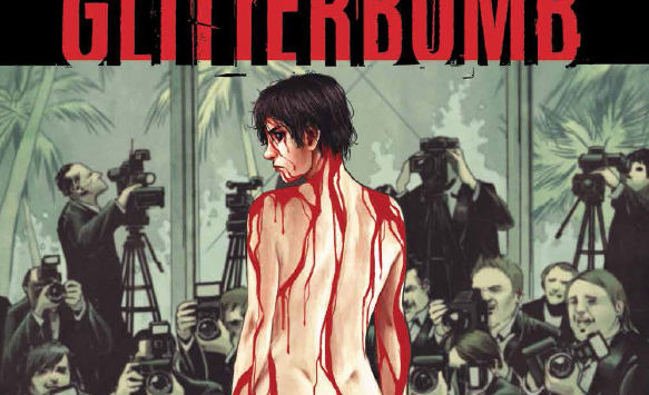 Glitterbomb #4 Review
