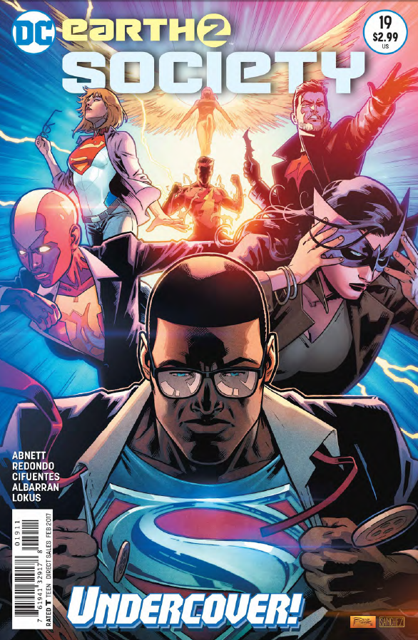 Earth 2: Society #19 Review