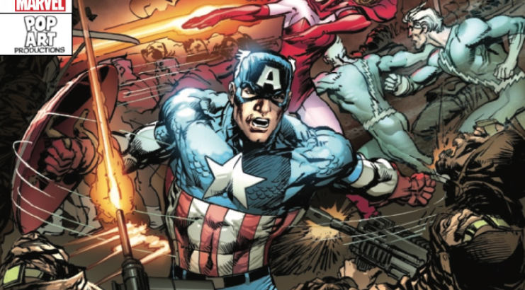 Marvel Preview: The Avengers #2.1