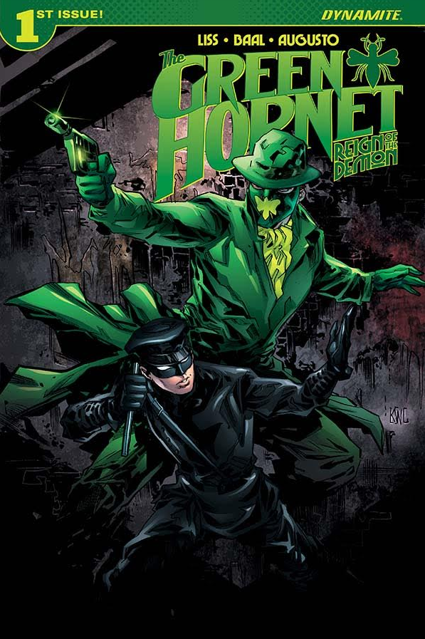 The Green Hornet: Reign of the Demon #1 Review