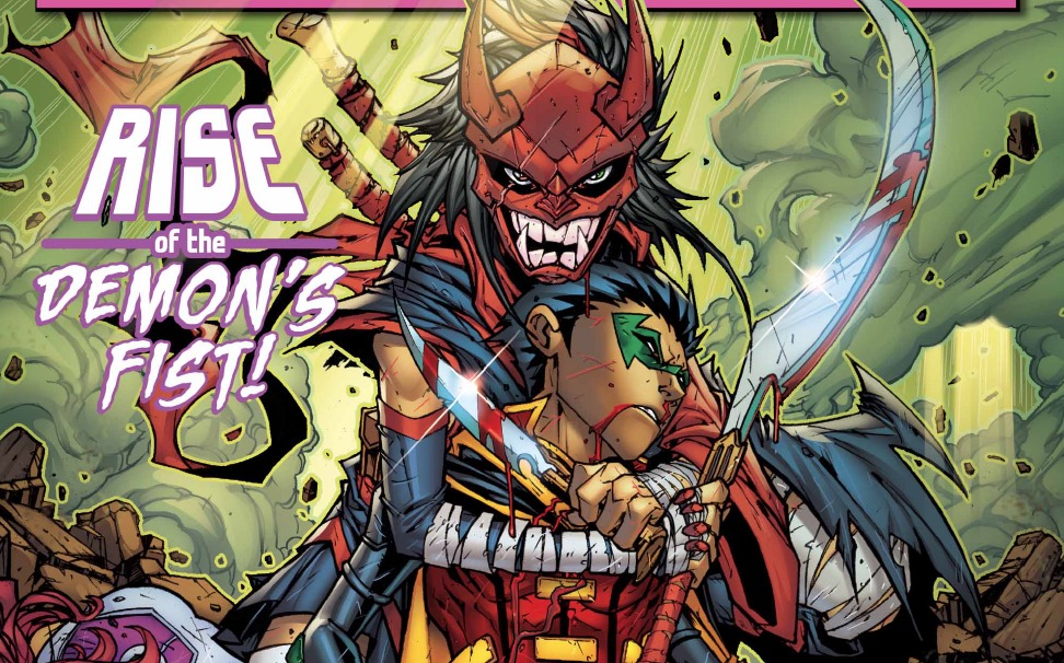 Teen Titans #3 Review
