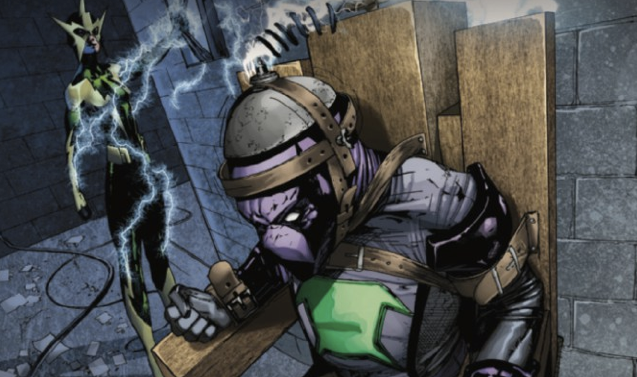 The Prowler #3 Review