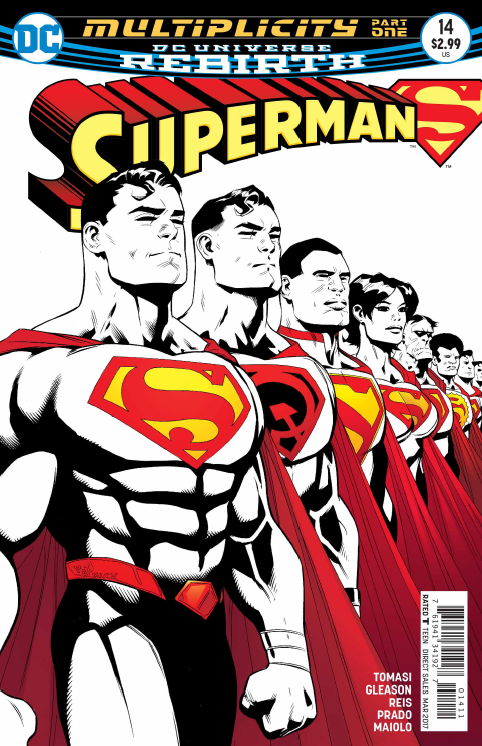 Superman #14 Review