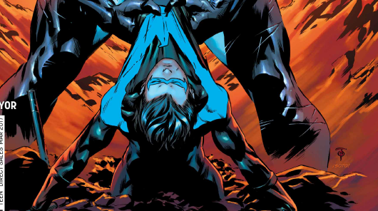 Nightwing #12 Review