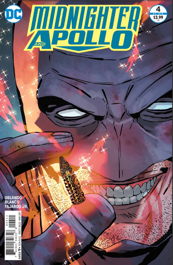 Midnighter and Apollo #4 Review