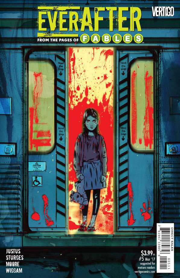 Everafter: From the Pages of Fables #5 Review