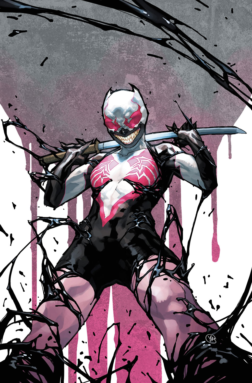 Marvel Preview: It's a Mad, Mad, Mad Venom World and Venom Variants