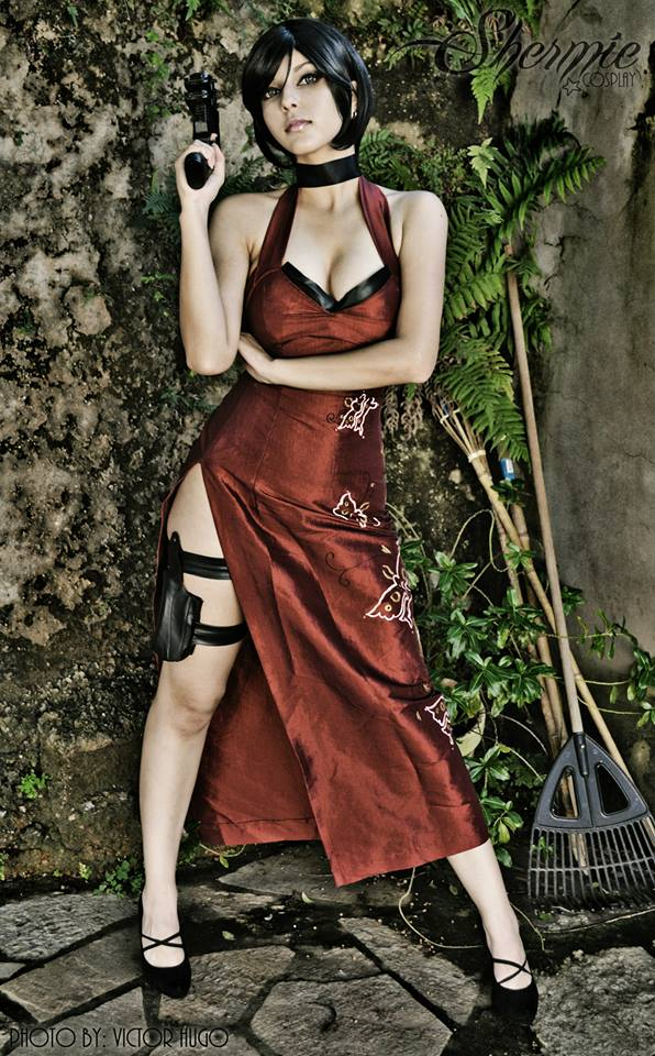 Resident Evil: Ada Wong Cosplay by Shermie • AIPT