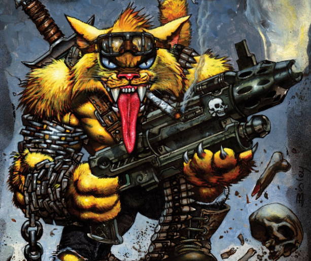 Alpha King #3 Review