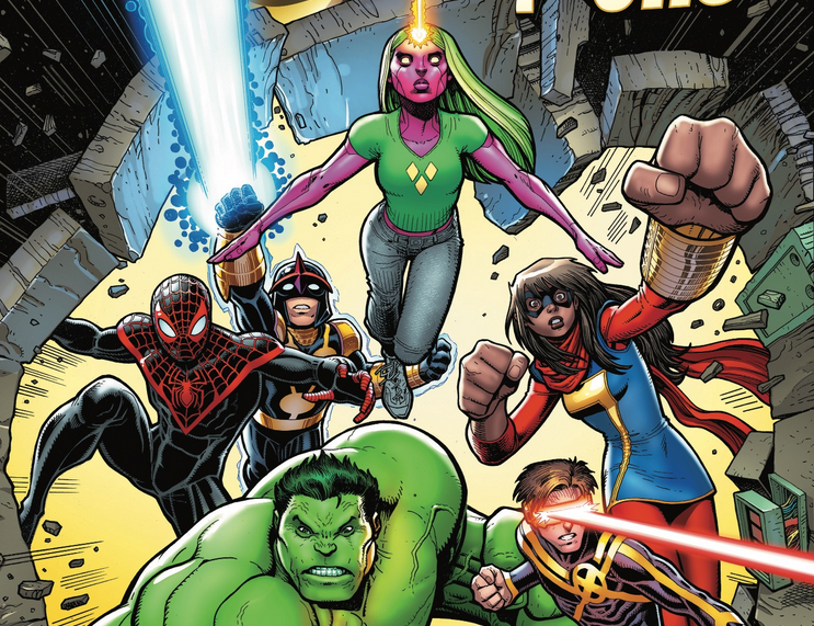 When Marvel said the Champions aren't like the Avengers, they weren't kidding. In Champions #3, the teen team tackles a problem the Avengers would never touch, for better or worse. Is it good?