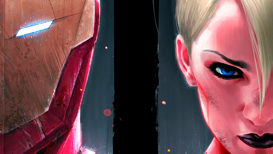 Marvel Preview: Civil War II: The Oath #1
