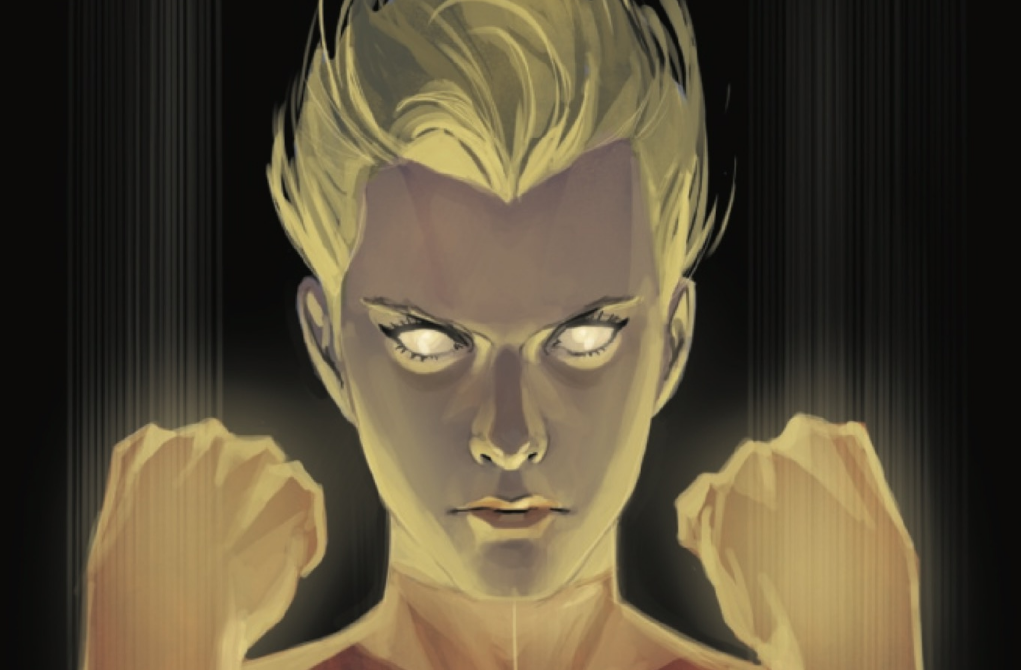 The Mighty Captain Marvel #0 Review