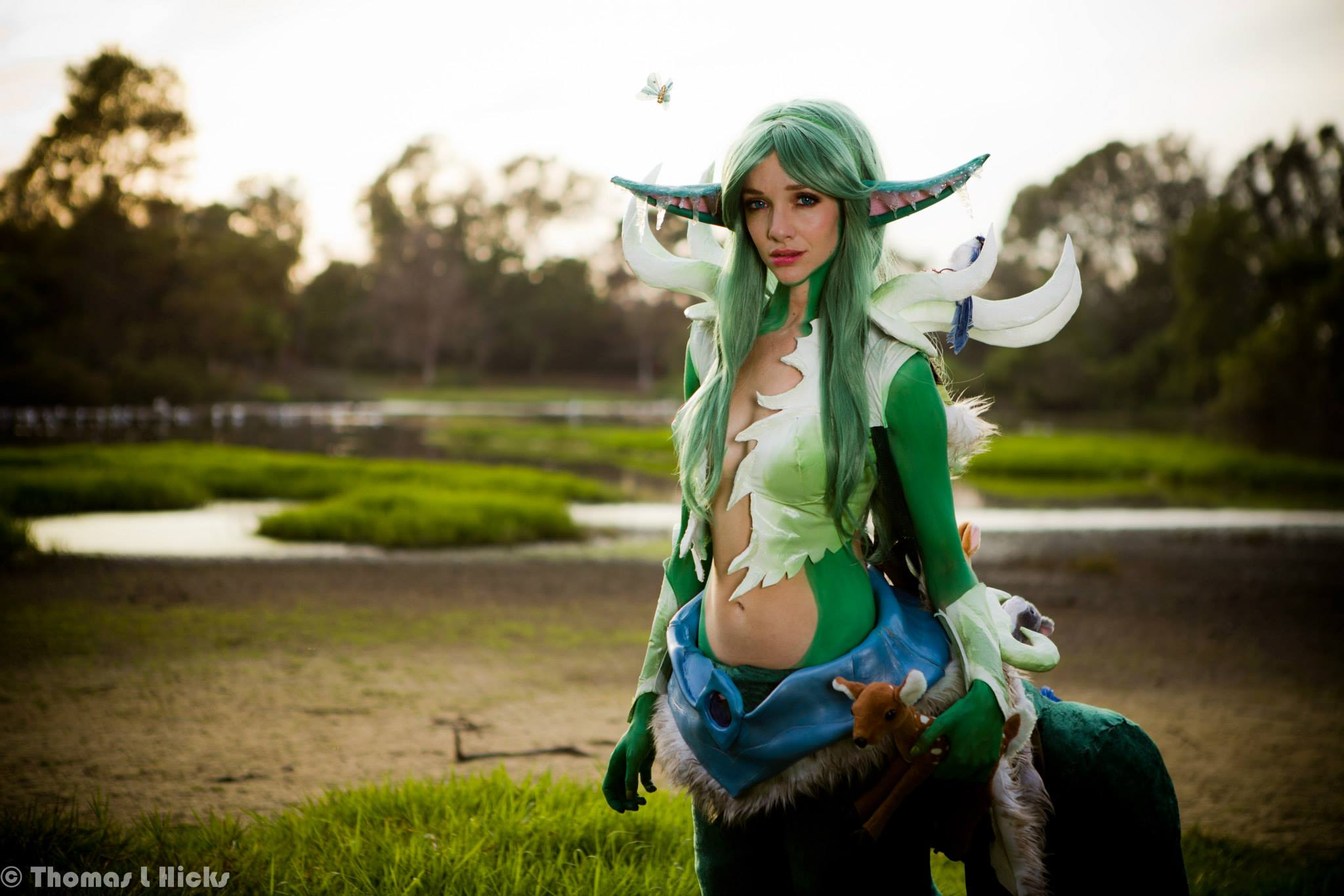 World of Warcraft: Mylune Cosplay by Lyz Brickley