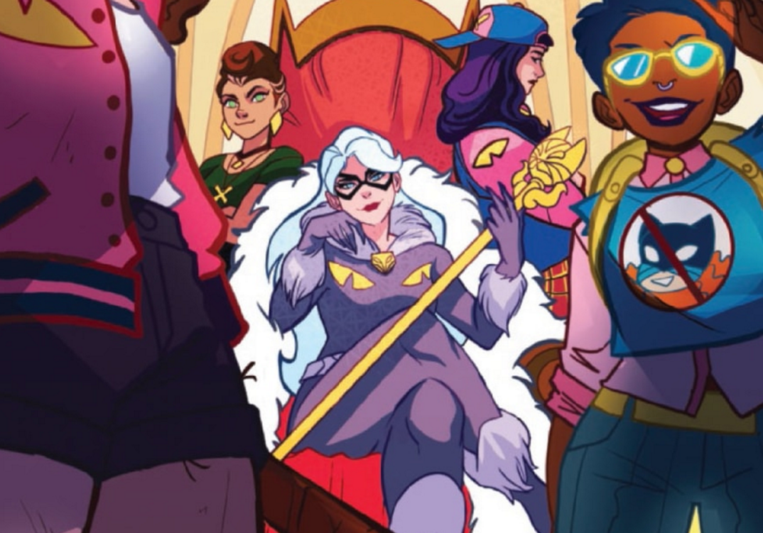 Marvel Preview: Patsy Walker, A.K.A. Hellcat! #13