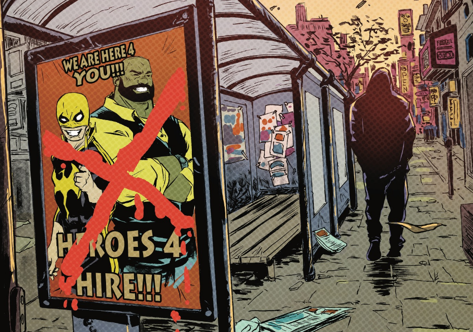 Marvel Preview: Power Man and Iron Fist #11