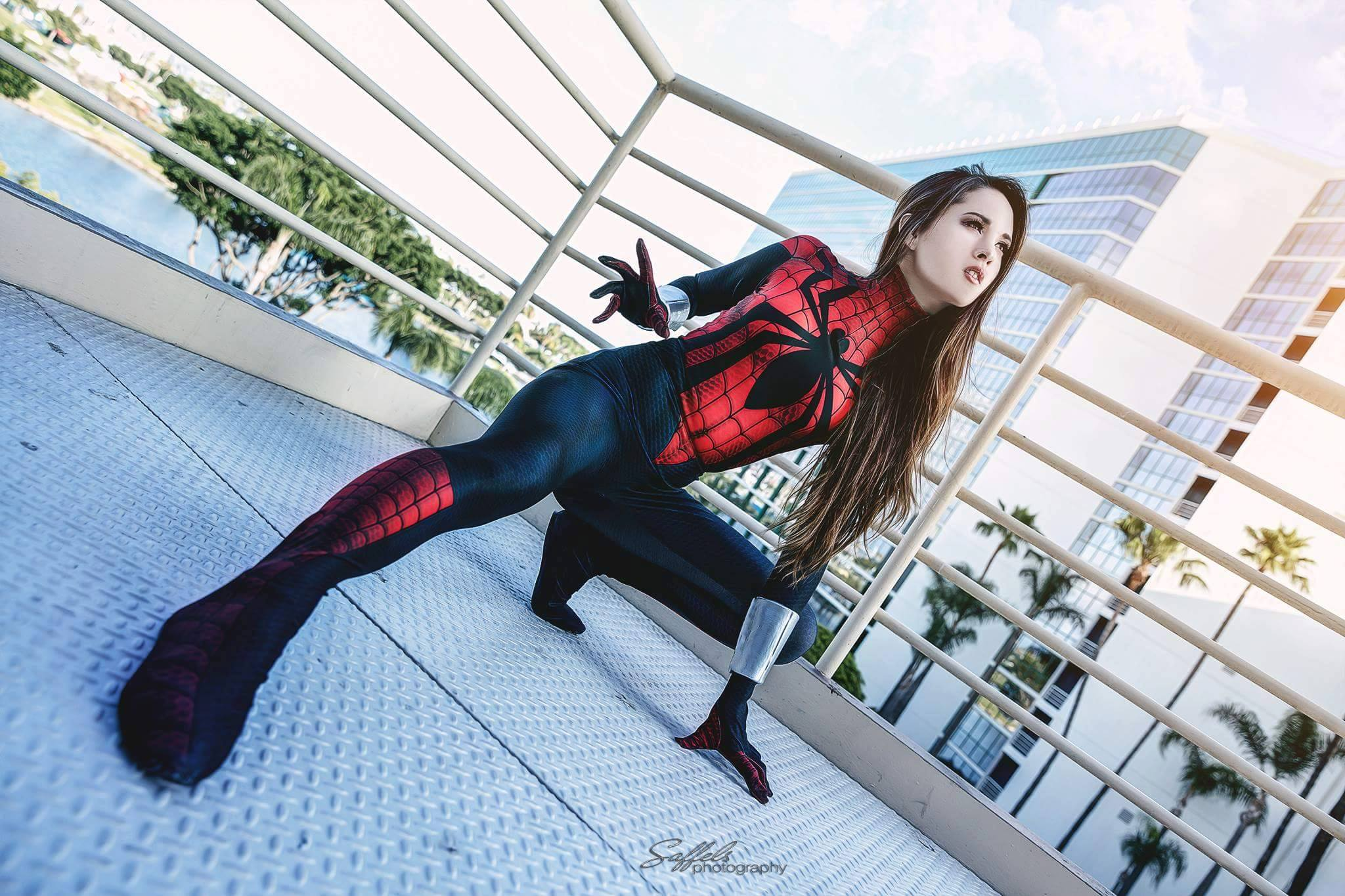 Spider-Girl Cosplay by Hendoart