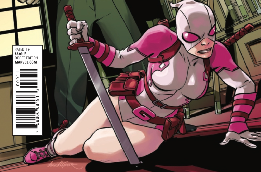 Marvel Preview: The Unbelievable Gwenpool #9