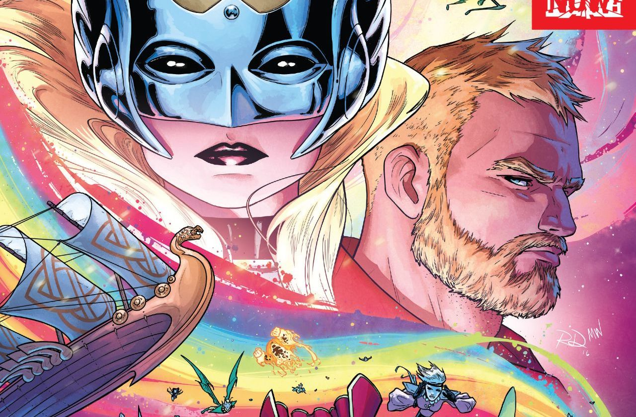 The Mighty Thor #15 Review