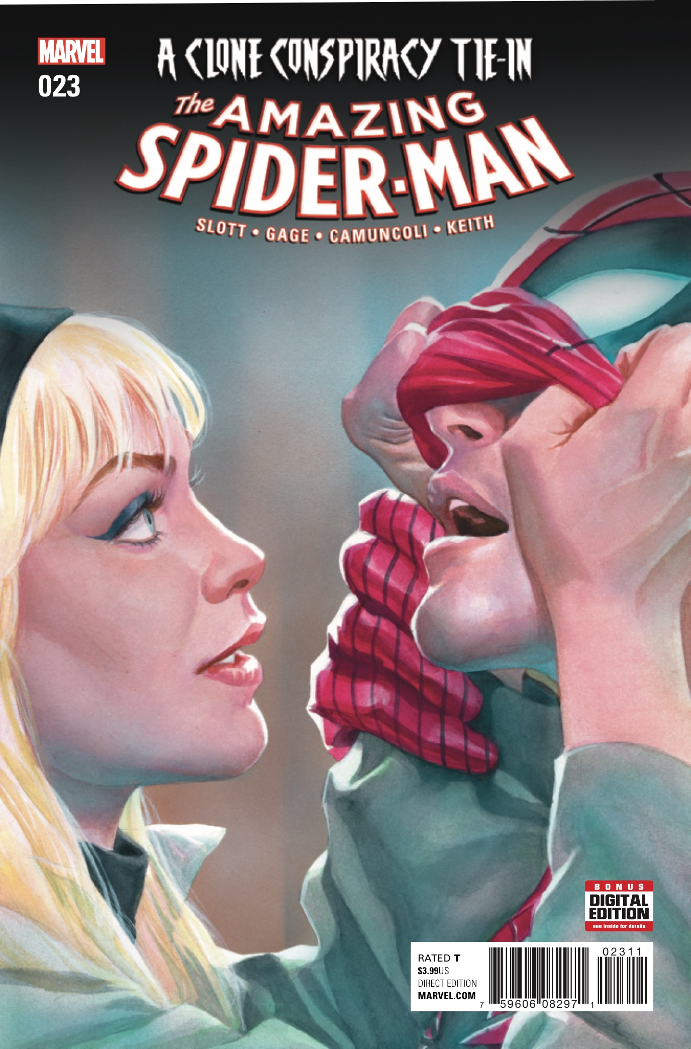 Amazing Spider-Man #23 Review